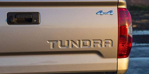 The new Toyota Tundra is unlikely to make any dent in the full-size pickup race.