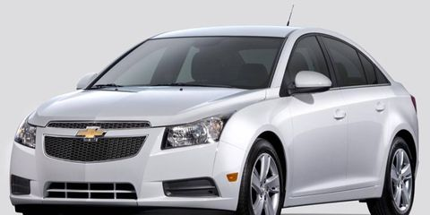 The 2014 Chevrolet Cruze diesel goes on sale in the spring.
