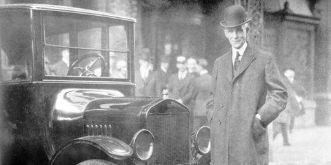 The PBS documentary <i>American Experience: Henry Ford</i> details the icon's vision, drive and personal contradictions.