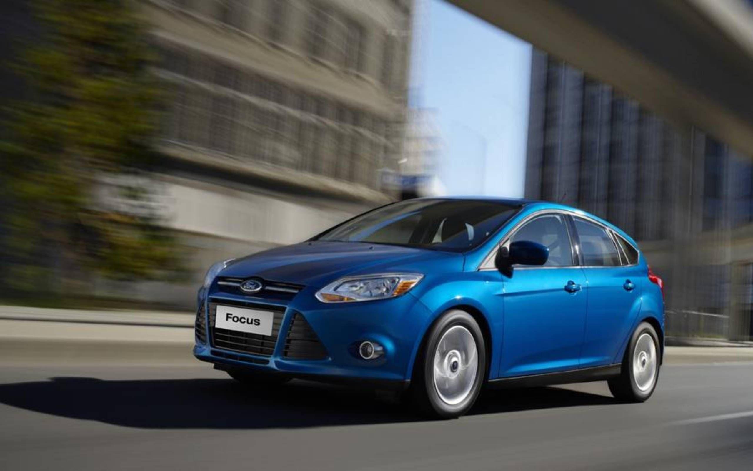2012 Ford Focus Titanium Hatchback Review Notes