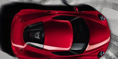 The 2014 Alfa Romeo will strut its stuff at the Geneva motor show.