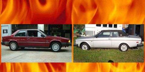 What makes more sense than Volvo and Bertone? Everything!