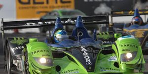Scott Sharp and Tequila Patron will be moving to P2 for 2013.