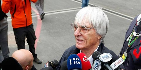 Bernie Ecclestone is claiming that he's not subject to U.S. laws in regards to a $650 million lawsuit filed against him.