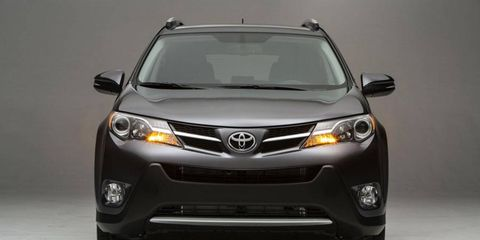 Improved fuel economy and low V6 sales encouraged Toyota to lose the V6 for the 2013 Rav4.