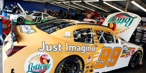 RAB Racing and Nationwide Series rookie Alex Bowman are on NASCAR's cutting edge for racing technology.