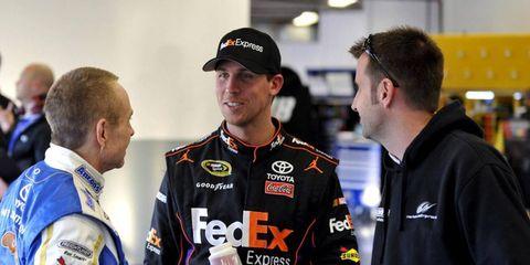 Denny Hamlin has decided on Richmond International Speedway for his annual charity race.