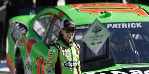 Despite being a two-time Nationwide champion, most casual fans know Ricky Stenhouse Jr. as simply, Danica Patrick's boyfriend.