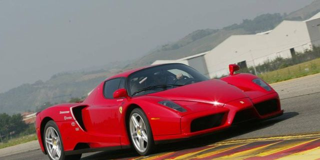 Looking Back Our First Drive With The Ferrari Enzo
