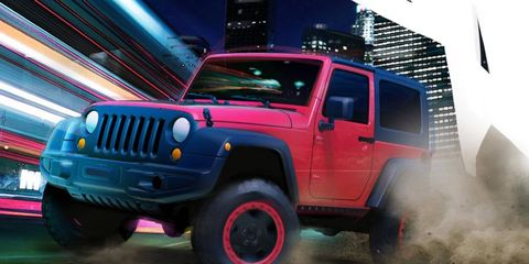 Jeep is bringing two concepts to the Moab Easter Jeep Safari.