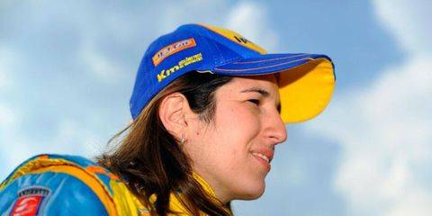 Ana Beatriz will drive the No. 18 Indy car for Dale Coyne Racing this week at St. Petersburg, Fla.