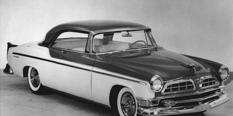 Ernest Hemingway once owned a convertible version of the 1955 Chrysler New Yorker. Rediscovered in Cuba, its restoration is the subject of an upcoming documentary.