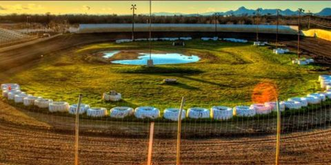 Saturday night's crash at Marysville Raceway Park claimed two lives.