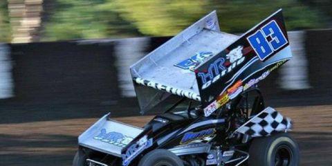 Tim Kaeding, shown above, won at California this weekend.