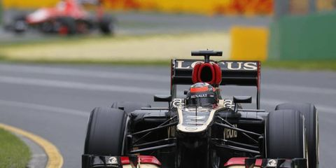 Kimi Räikkönen picked up a win in Australia, taking first place in the first Formula One race of the season.