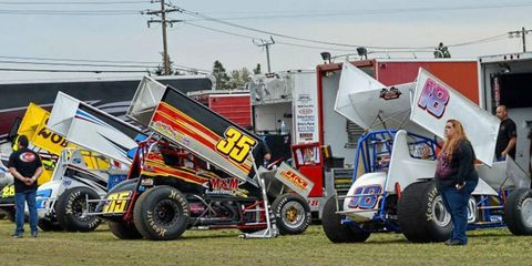 An accident occurred Saturday night at Marysville Raceway Park near Sacramento, Calif. At least two people are dead.