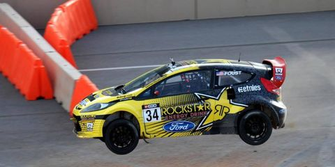 Global Rallycross will be making an appearance at Bristol Motor Speedway later on this summer.