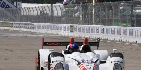 The 12 Hours of Sebring is underway!