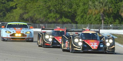 Grand-Am and ALMS have joined to become United SportsCar Racing.