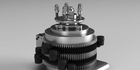 Axiflux claims its motor is lighter, more efficient, and produces hyperbushels of torque.