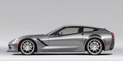 This is a rendering of the Callaway AeroWagon, the company is judging interest.