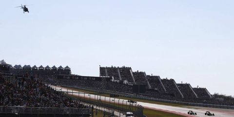The Formula One race in Austin last year garnered media attention worth almost $200 million.
