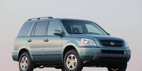 Honda  is recalling more than 180,000 vehicles in the U.S. due to a potential vehicle stability assist problem.