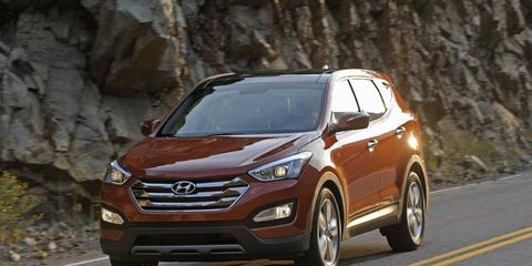 Win an 'epic' family weekend compliments of the seven-passenger Hyundai Santa Fe.