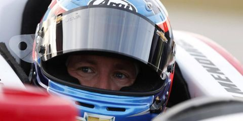 A.J. Allmendinger will have a full slate this season, splitting his time between part time rides in IndyCar and NASCAR.