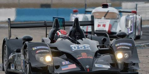 The American Le Mans Series and Grand-Am Road Racing are merging in 2014. The series will announce its new name on Thursday at 2:30 p.m.
