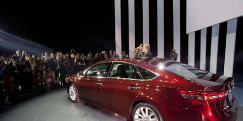 The New York auto show's public days are March 29 through April 7 at the Jacob Javits Convention Center.