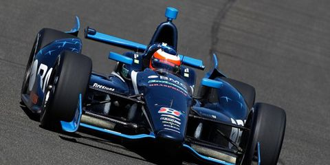 Rubens Barrichello, a 19-year veteran of Formula One, drove in the IndyCar Series last year for KV Racing Technology.