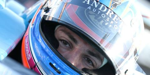 Stefan Wilson, who raced in the Indy Lights Series the last four seasons, could be in line for an IndyCar Series ride with Dale Coyne Racing.