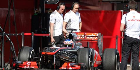 Could McLaren be pondering a move to Honda power for the 2015 Formula One season?