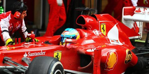 Fernando Alonso and the rest of the Formula One field gets back to the business of racing on March 17 in Australia.