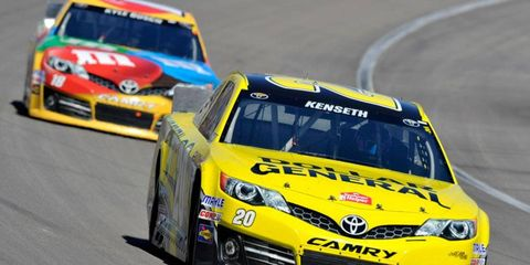 Sunday was a big day for Matt Kenseth, Toyota and the Gen 6 car in NASCAR Sprint Cup.