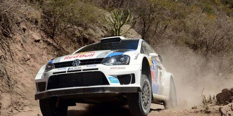 Sebastien Ogier made it two in a row with a convincing World Rally Championshp win in Mexico on Sunday.