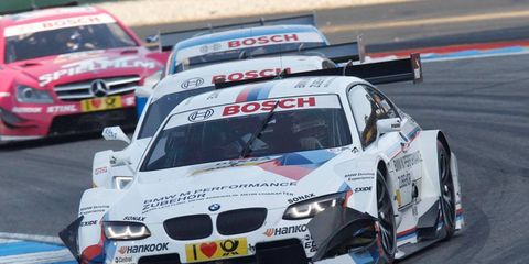 The president of Grand-Am Road Racing sees a U.S.-based DTM series coming as early as 2015.