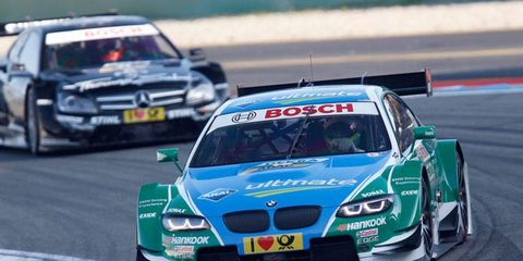 United States manufacturers are far from announcing their participation in a U.S. DTM series.