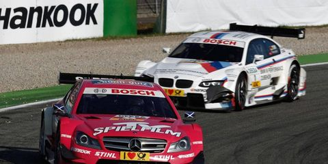 A group wants to bring DTM-style racing to the United States as early as 2015.