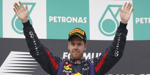 Sebastian Vettel stole a win from teammate Mark Webber on Sunday, but on Monday, allHelmut Marko wanted to do was deflect attention to Mercedes.