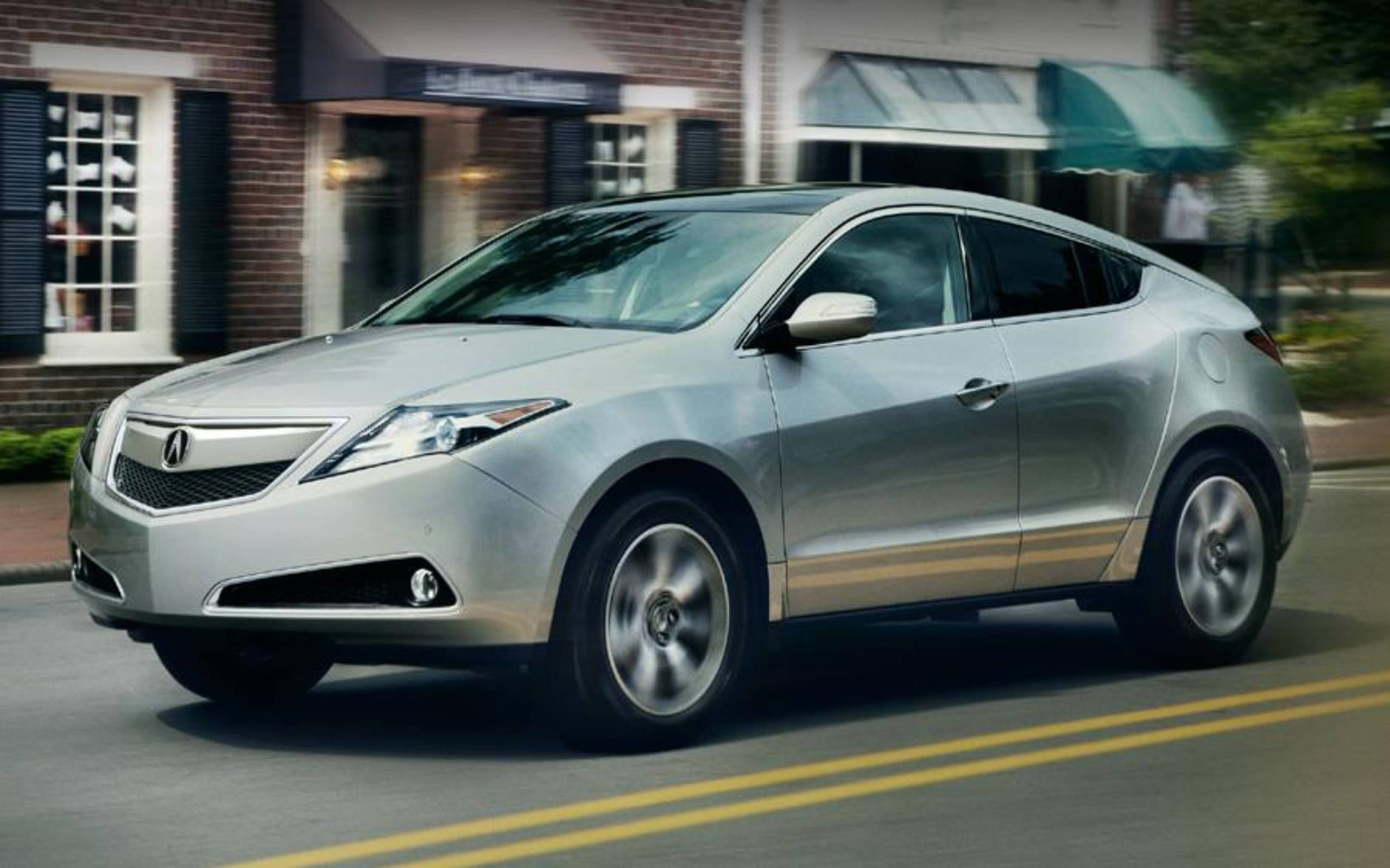 2013 Acura Zdx Review Notes