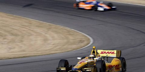 Can Ryan Hunter-Reay repeat as IndyCar champion in 2013? Only time will tell.