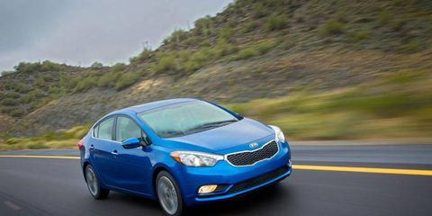 The new-generation Forte sedan is longer, lower and wider than its predecessor, and has slimmed to two powertrain options.