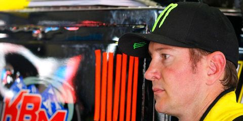 Does Kurt Busch deserve a spot on the list of most controversial NASCAR drivers of all time?