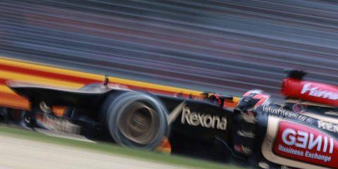 Kimi Räikkönen won the Australian Grand Prix last week, much to the surprise of his Lotus team.