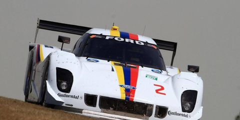 Ryan Dalziel and Alex Popow of Starworks Motorsport will not be heading to Le Mans, after all.