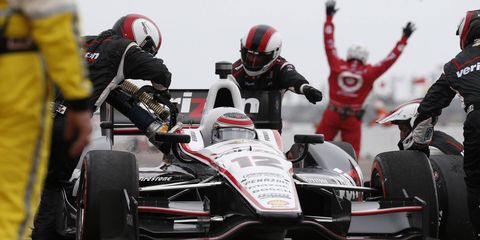 Will Power is ready to bounce back after a tough opening weekend.