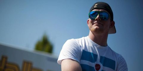 Conor Daly has been confirmed to drive in the Indy 500.