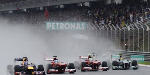 Formula One boss Bernie Ecclestone fears new engines will keep fans away.
